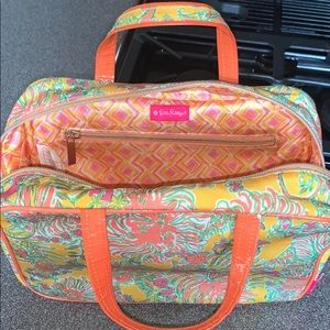 Lilly Pulitzer for Target Bags - Lily Pulitzer Target Make Up Bag